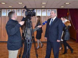 Министр здравоохранения РК Голенко